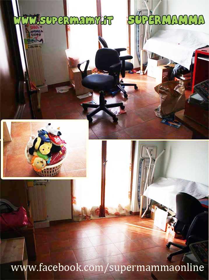 trasformazione della casa