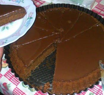 Torta bomba di cioccolata