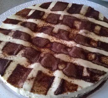 Cheesecake Tiramisù Bimby