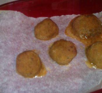 Polpettine di lenticchie e patate