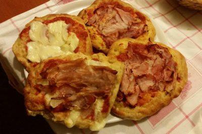 pizza con farina di kamut e integrale