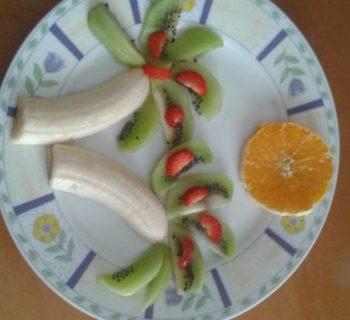 Idee alla frutta per bambini