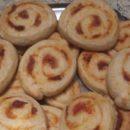 Semplicemente deliziosi i rotolini di pan di mozzarella