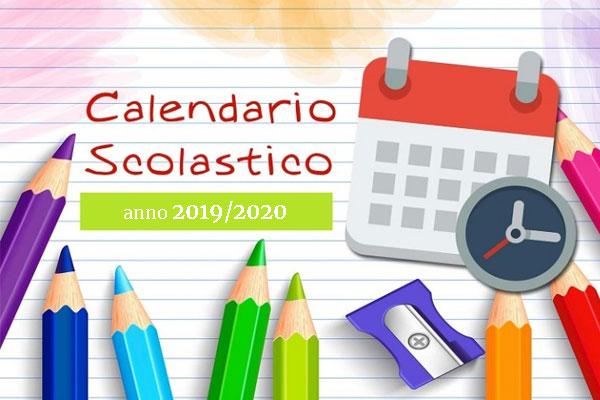Calendario Mese Di Maggio 2020.Calendario Scolastico 2019 2020 Inizio Scuola E Giorni Di