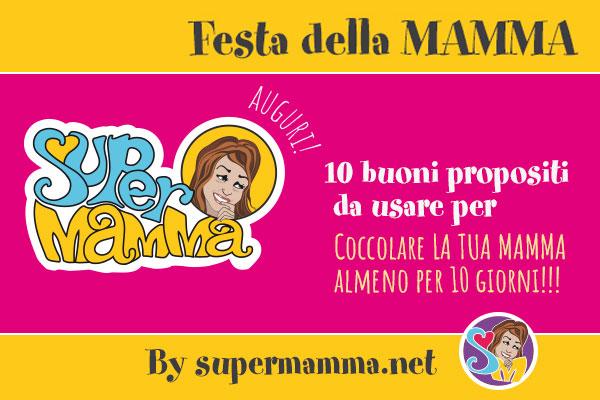 Coupon Festa della Mamma