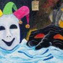 Maschera di Trilussa