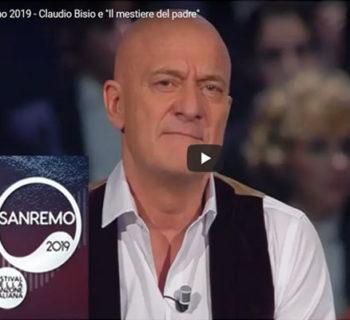 Monologo di Bisio a Sanremo