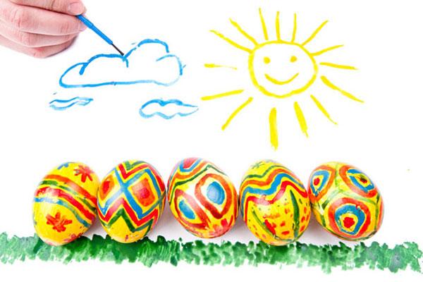Pasqua spiegata ai bambini