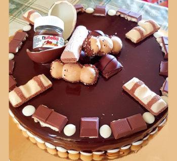 Cheesecake al kinder