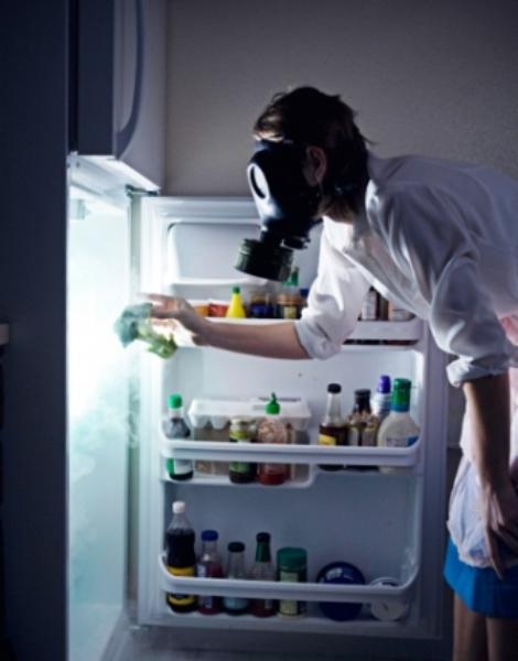 come togliere i cattivi odori dal frigorifero