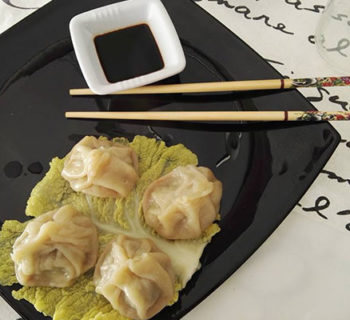 Ravioli cinesi con Bimby